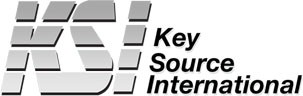 KSI Embedded RFID & Biometric Security Keyboards