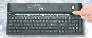 1700 Top Lit LinkSmart® Keyboard