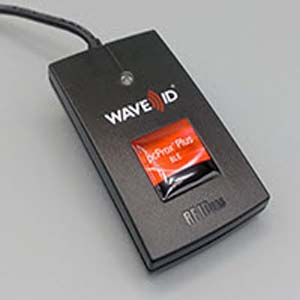RDR-30581AKU Wave ID Mobile Bluetooth card reader