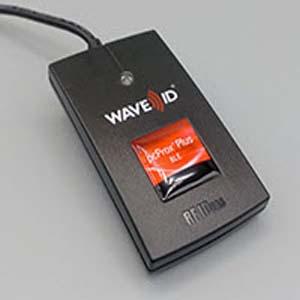 RDR-30581AKU Wave ID Mobile Bluetooth card reader