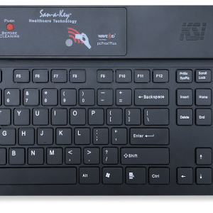 KSI-1700 Secure Clinical Desktop keyboard RFIDeas Crossmatch FIPS 201