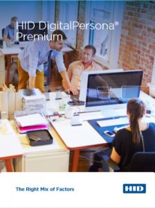 HID DigitalPersona Premium
