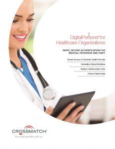 DigitalPersona for Healthcare