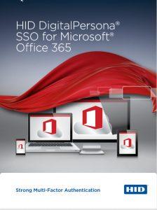 HID DigitalPersona Single Signon for Microsoft Office 365